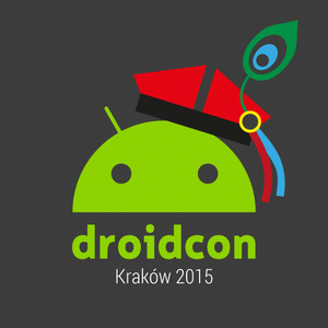 Logo of Droidcon Poland